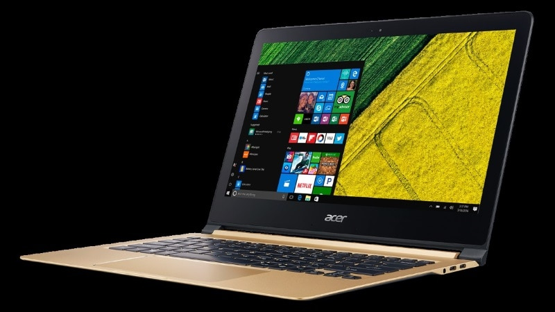 Acer Swift 7 'World's Thinnest Laptop' Launched in India: Price, Release Date, Specifications, and More