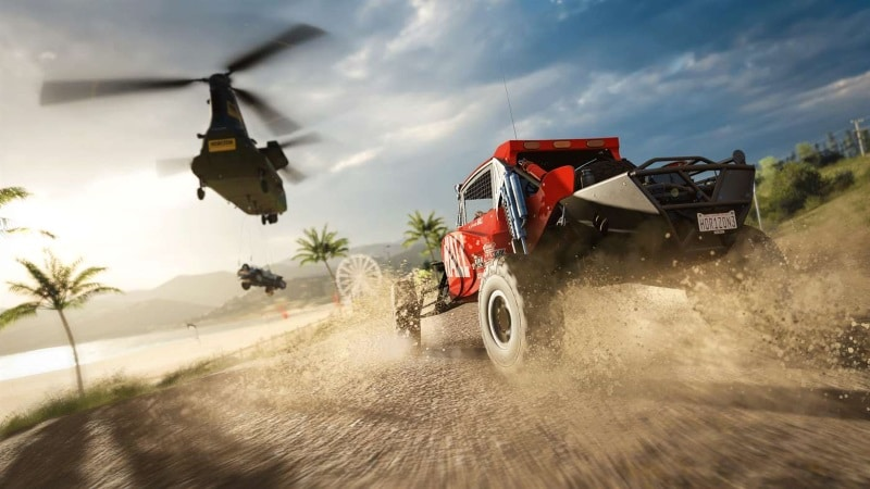Forza Horizon 3 Demo Now Available on Windows 10; HDR Support for Xbox One Demo Added