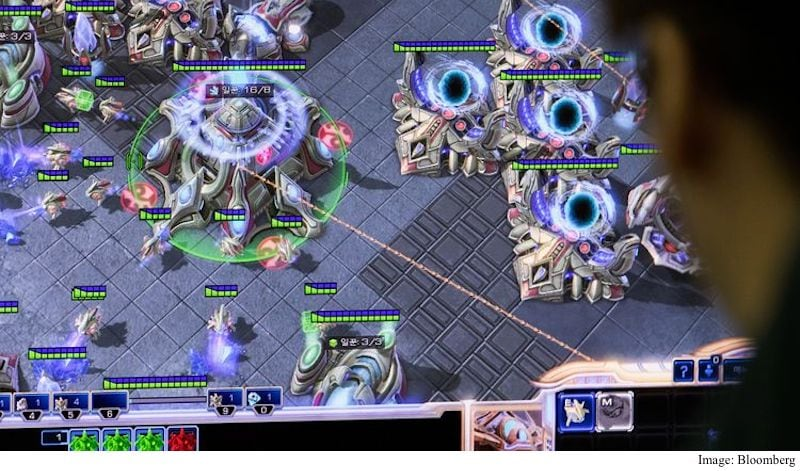 Google's DeepMind, Master of Go, Takes on Popular Video Game Starcraft