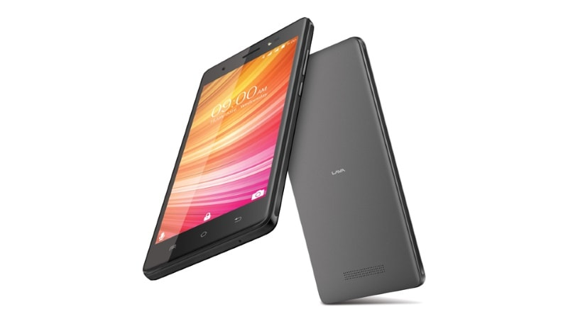 Lava P7+ With 5-Inch Display and Selfie Flash Launched at Rs. 5,649