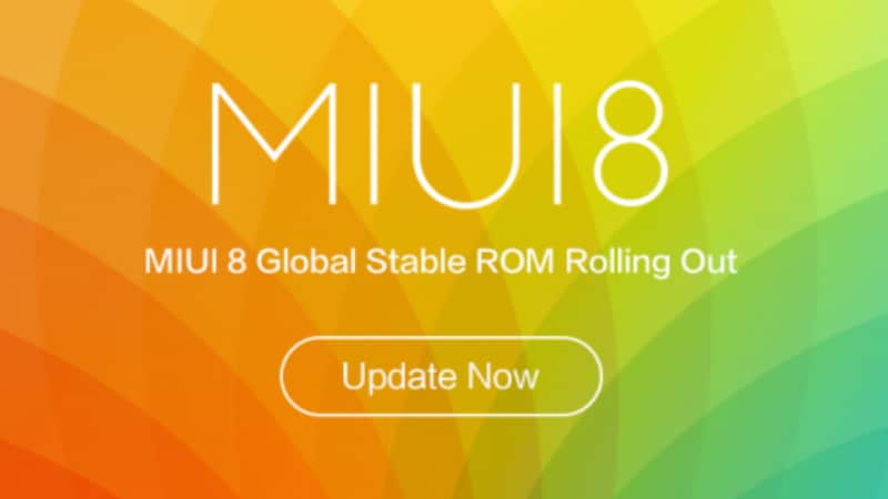 How to Manually Download and Install MIUI 8 Right Now