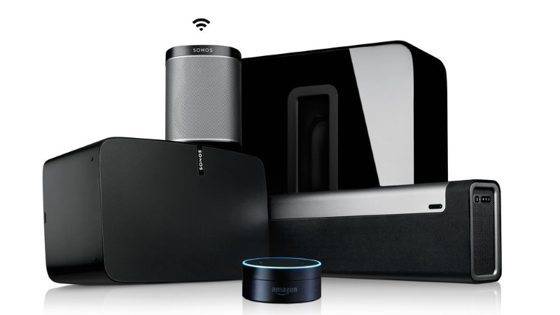 Sonos Cuts Deal to Bring Amazon Alexa Voice Controls to Its Speakers