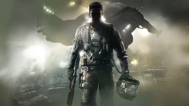 Call of Duty: Infinite Warfare Has an Early Release Date in the UK