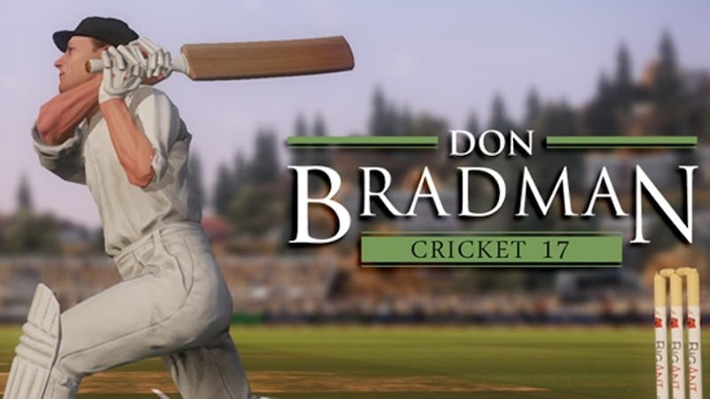 Don Bradman Cricket 17 Release Date for PC Announced; May Not Be Available on Disc