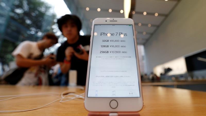 Apple Sees Drop in Profit, Revenue as iPhone Sales Slump