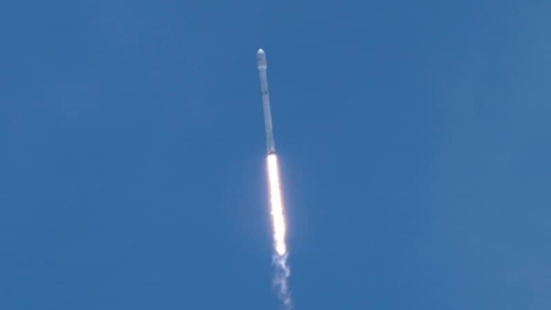 SpaceX Successfully Launches Iridium Satellites Into Orbit Atop Falcon 9