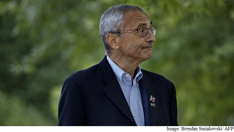 4chan Users Claim to Have Hacked Hillary Clinton Campaign Chairman John Podesta's iPhone, iPad