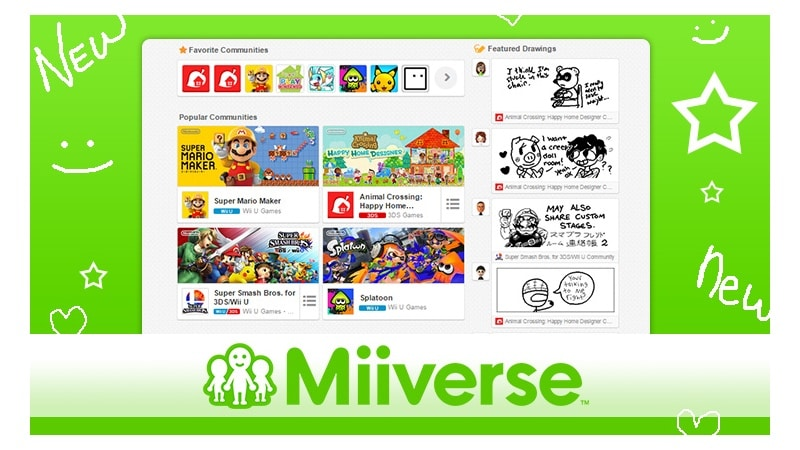 Nintendo to Shut Down Miiverse, Its Social Network for Wii U and 3DS