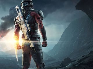Mass Effect: Andromeda, Fire at Sea, and More ? The Weekend Chill