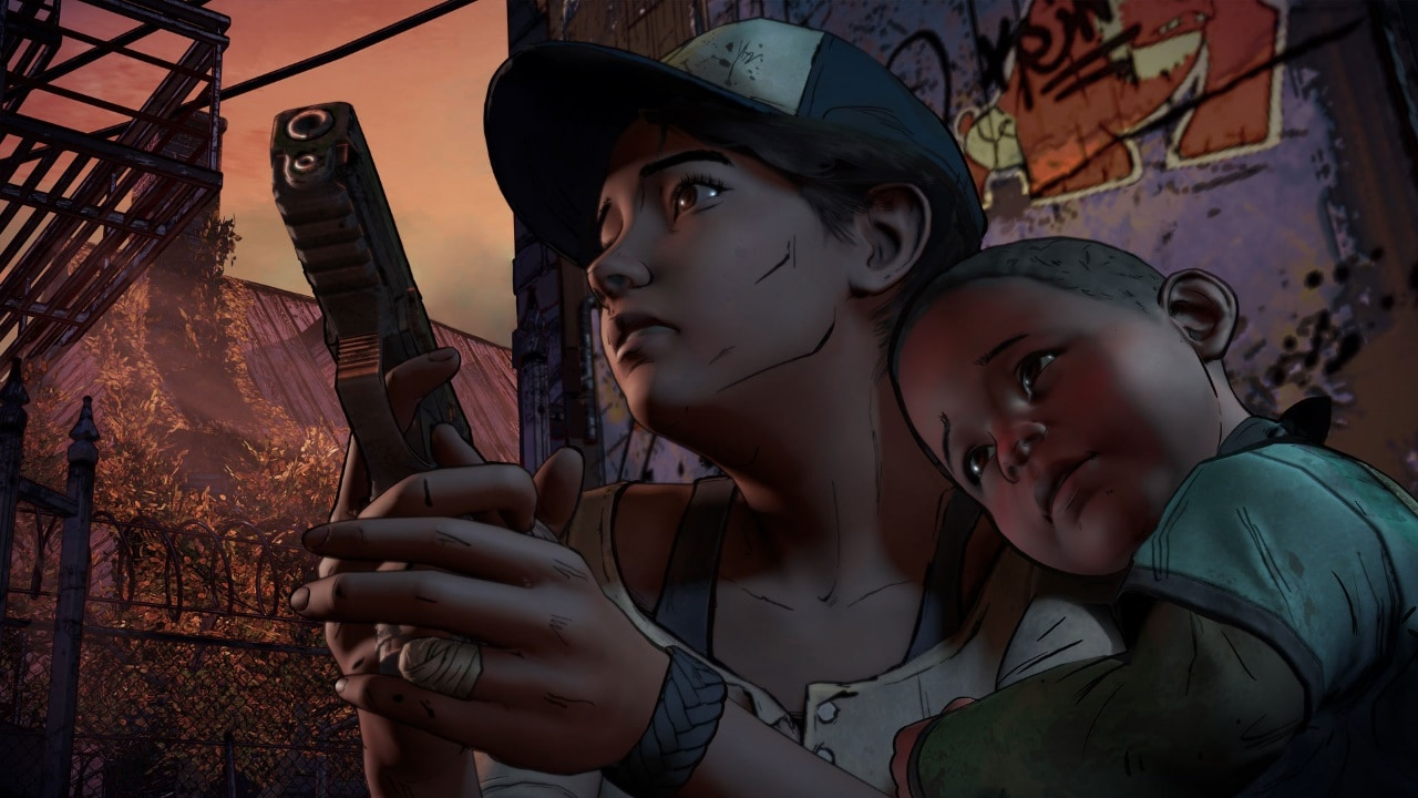 04 the walking dead The Weekend Chill Telltale Games The Walking Dead A New Frontier