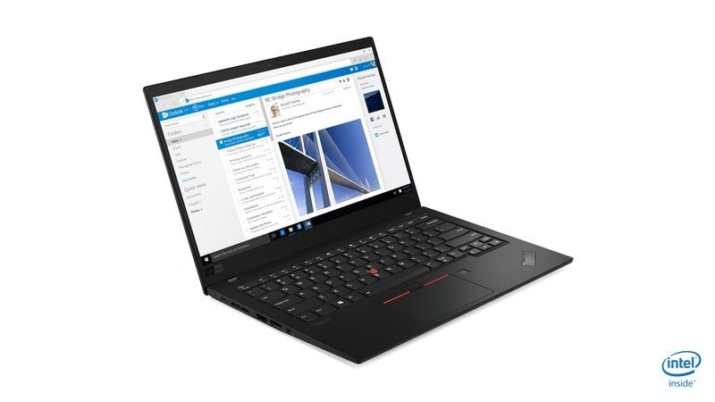 05 X1 Carbon Hero Front Facing Right Lenovo ThinkPad X1 Carbon