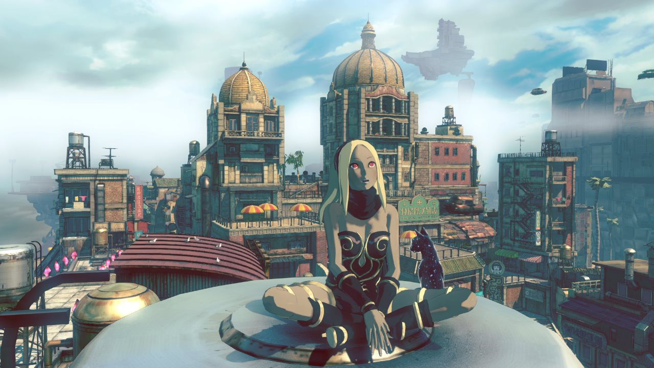 05 gravity rush 2 The Weekend Chill Gravity Rush 2