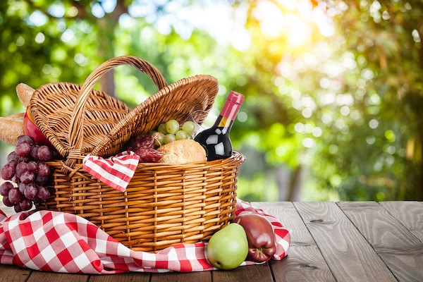 Best Picnic Baskets: Pack All The Fun Essentials Right Away!