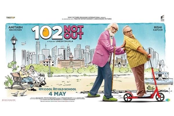 102 Not Out Movie Ticket Offers, Book Movie Tickets on Paytm, BookMyShow
