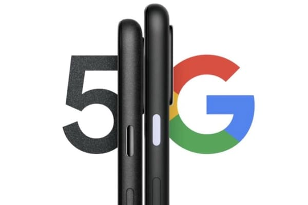 Google To Launch Its First 5G Smartphones In October