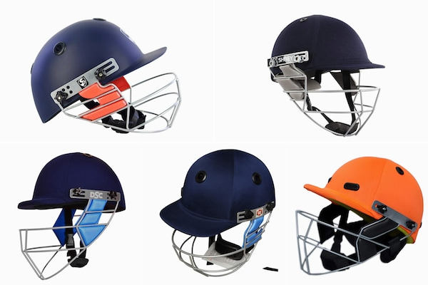 Best Helmets For Cricket Champs