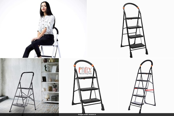 Sturdy Steel Ladders For Your Home