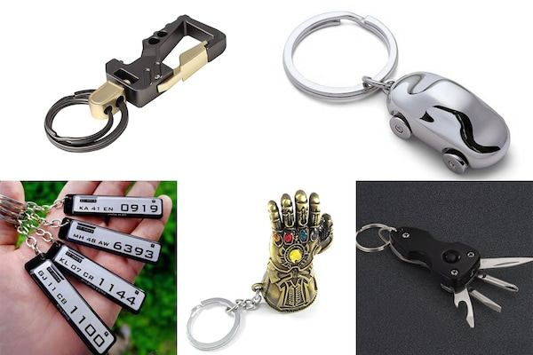Best Keychains For Cars