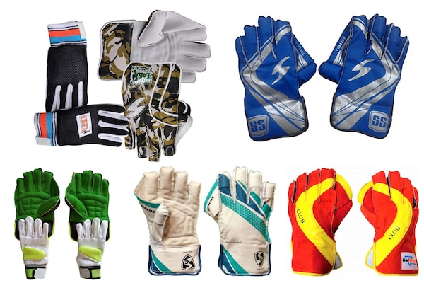 High-Quality Gloves For Wicket-Keepers
