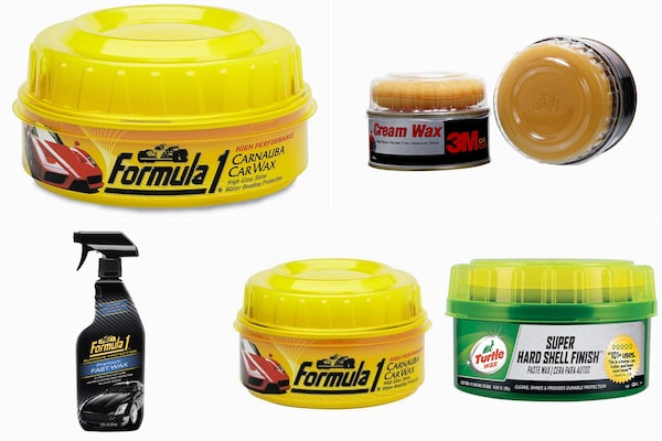 Best Waxes For Cars