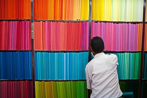Indian Textiles: World's Largest Virtual Fair In Store