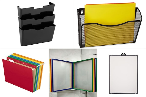 Hanging Folders From Renowned Brands