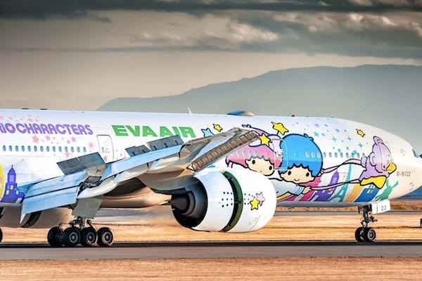 Hello Kitty Flight To Take Off To Nowhere