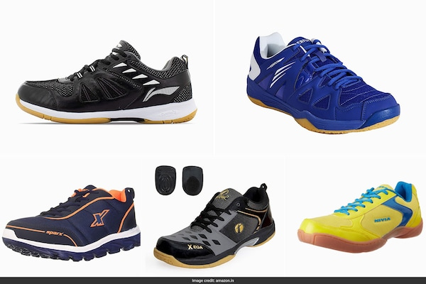 Best Shoes For Badminton Players