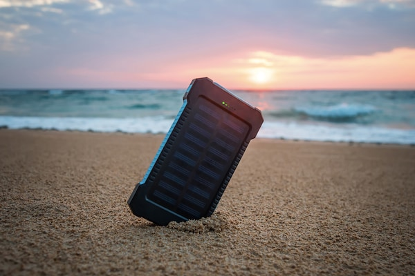 Best-Selling Solar Chargers for Travellers