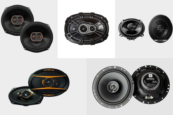 Car Speakers From Renowned Brands