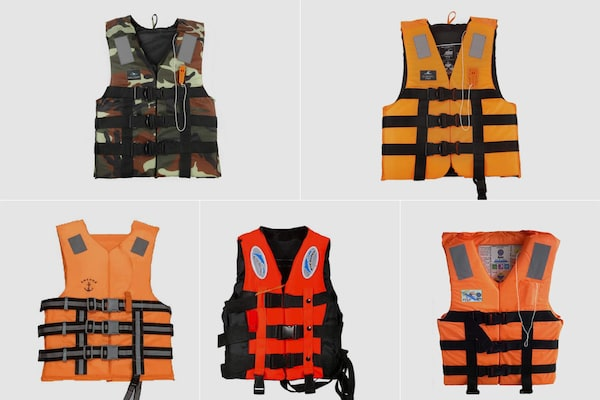 Best Life Jackets From Renowned Brands