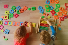 Mathematical Games For Kids: Befriending The Numbers At A Young Age