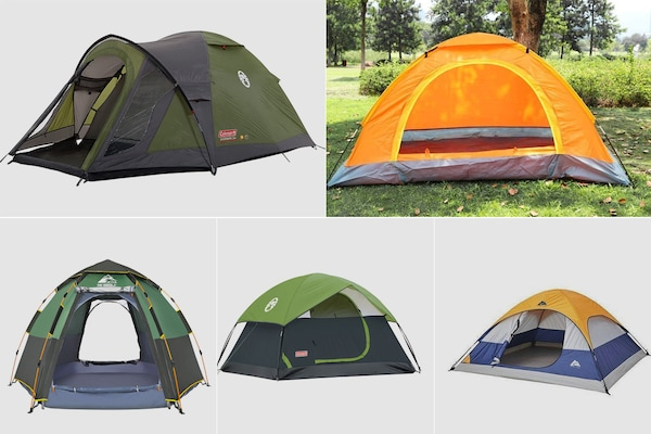 Sturdy Dome Tents From Best Brands