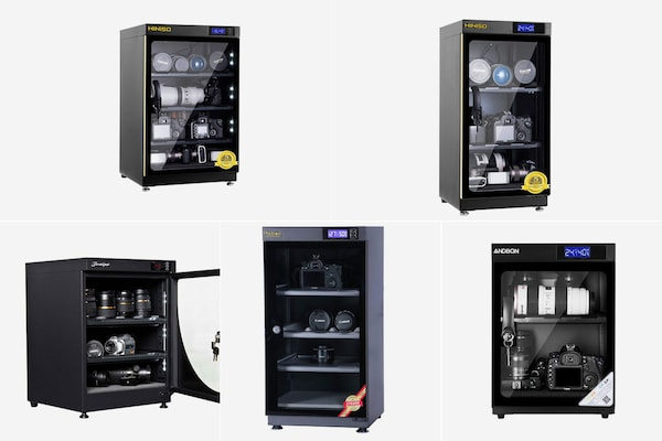Best Dry Cabinets For Cameras