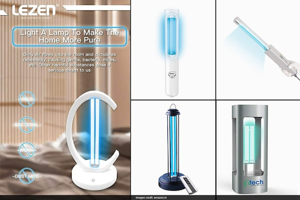 Best UV Steriliser Lamps: For An Ultraviolet Purification Of Your Surroundings