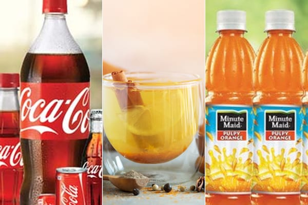 Immunity Boosting Minute Maid Beverages Launched: Coca-Cola Enters Immunity Beverage Sector