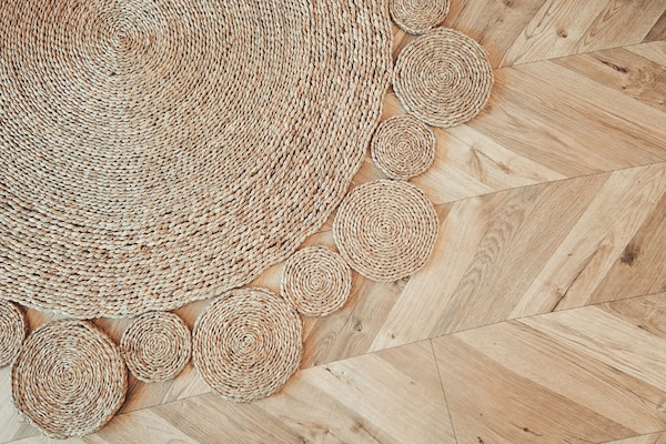 Best Jute Rugs And Carpets For Naturally Woven Aesthetics