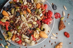 Healthy Snacks For Nutritious Munching