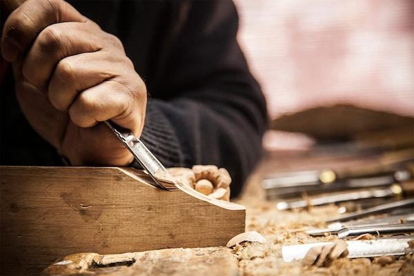 Handmade Wooden Showpieces For Home Decor