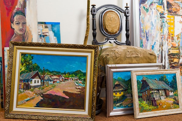 Traditional Paintings For Home Decor
