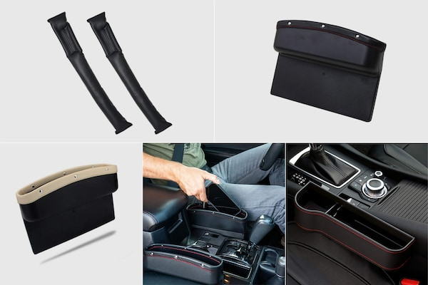 Best Seat Gap Fillers For Your Car