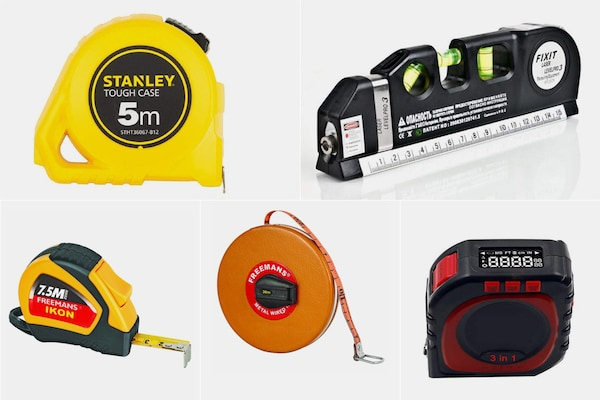 Best Measuring Tapes