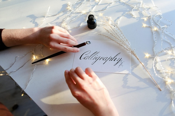 Best Calligraphy Workbooks: Mastering The Art Of Gorgeous Writing