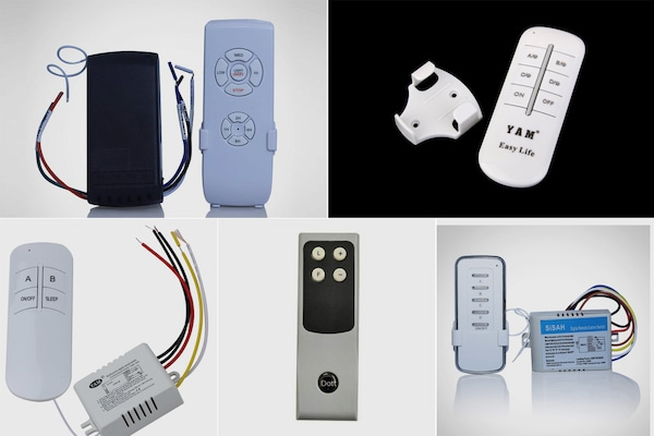Remote Control Switches: The Best Alternative For Wall Switch Boards