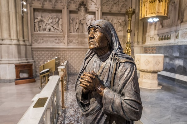 Mother Teresa: A 110-Year-Old Legacy Of Peace And Humanity