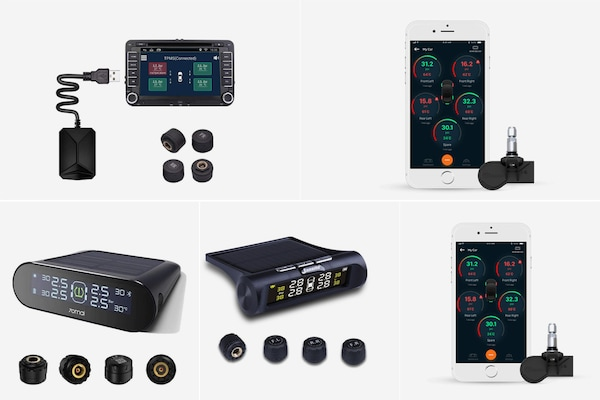 Best Tyre Pressure Monitoring Systems