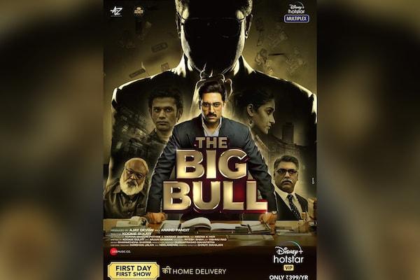 Abhishek Bachchan Starrer 'The Big Bull' Release Date Announced By Disney+Hotstar
