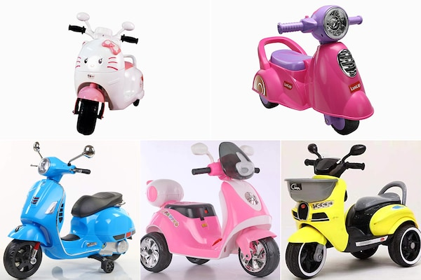 Rechargeable Scooters For Kids: For Fun Filled Rides