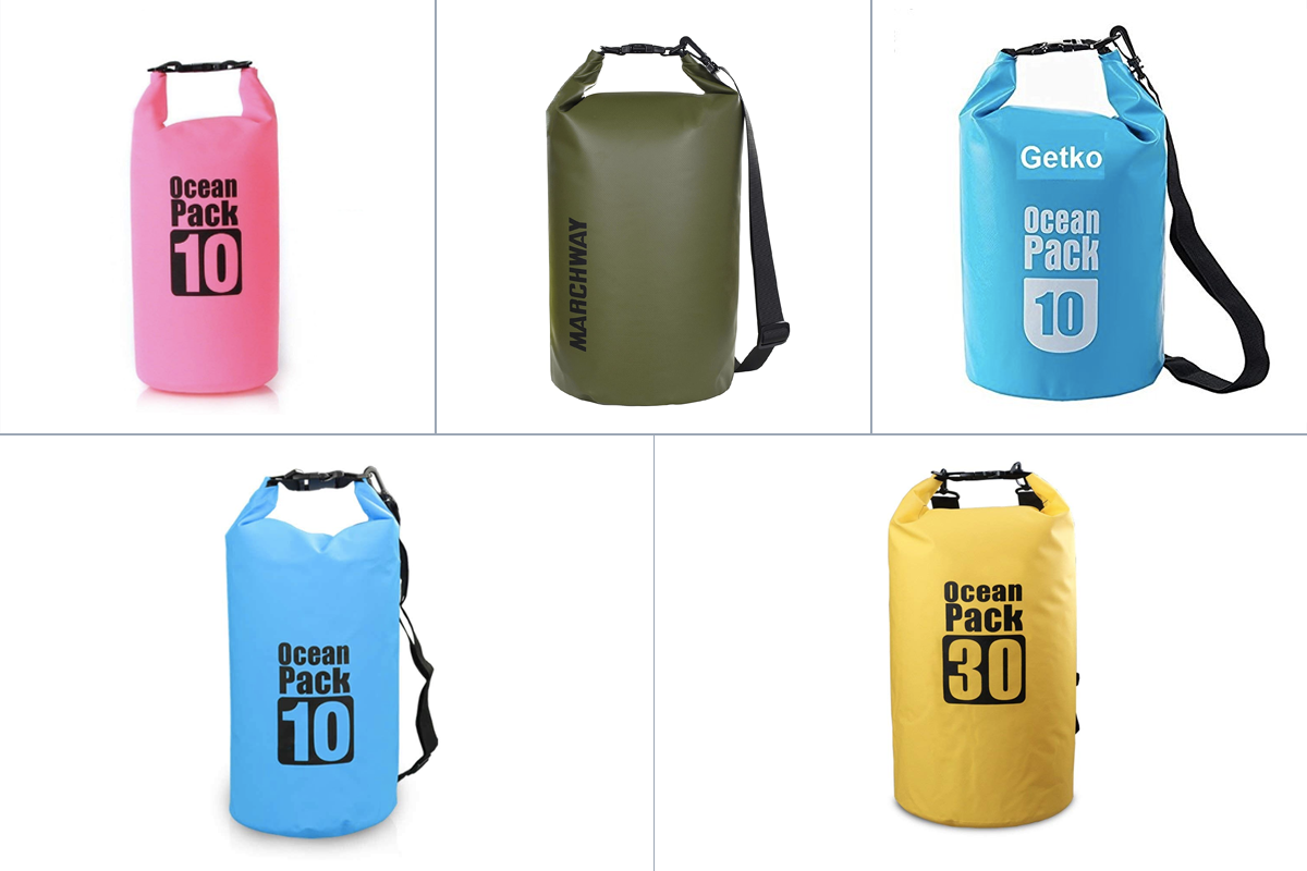 Waterproof Dry Bags For Travel Enthusiasts