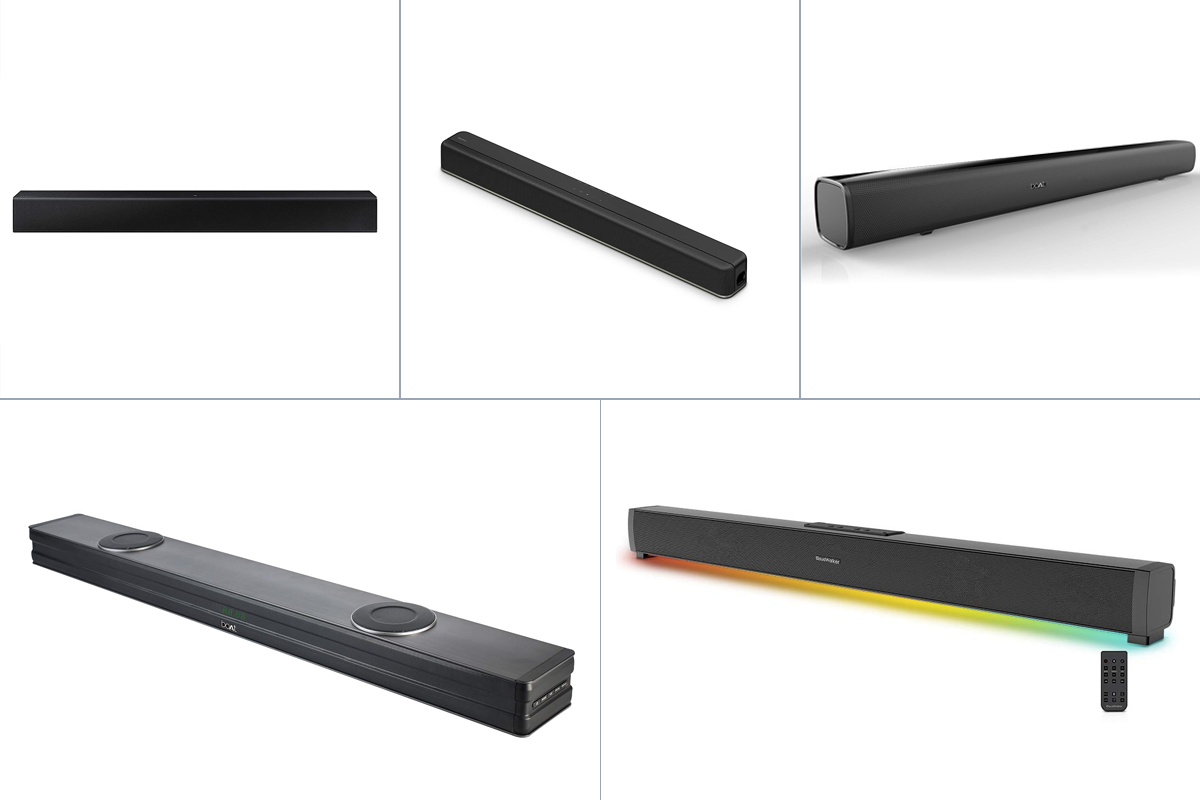 Top 5 Soundbars with in-built Subwoofers for a Theatre Experience at Home